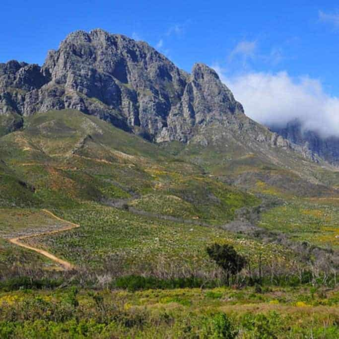 JONKERSHOEK GUIDED HIKE