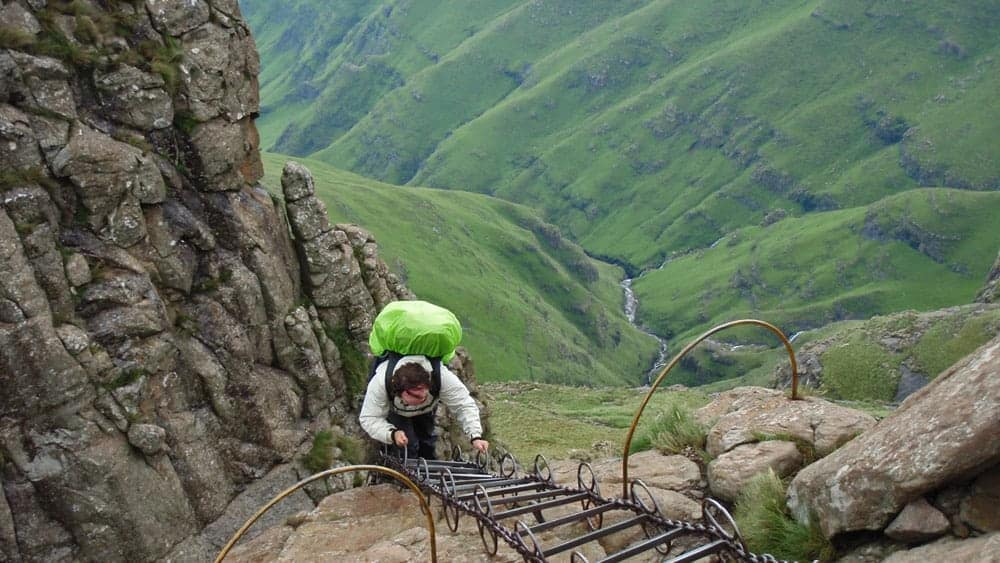 Drakensberg hiking holiday
