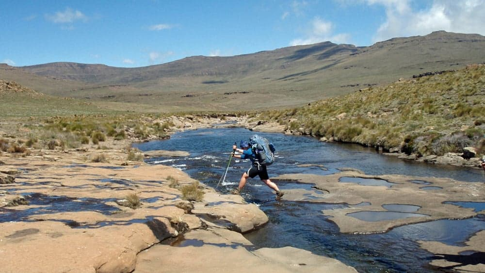 Guided Trek Drakensberg