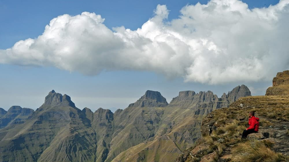 Drakensberg Northern Traverse