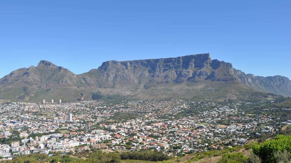 TABLE-MOUNTAIN HIKE